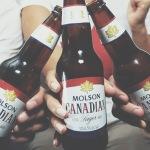Molson Heritage Cheers